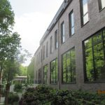 Fassade Anbau - Kieler Kaufmann