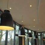 Restaurant Deckenbeleuchtung - Kieler Kaufmann