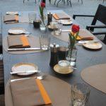 Restaurant Tischdekoration - Kieler Kaufmann
