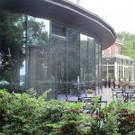 Rückseite Anbau - Kieler Kaufhaus