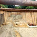 Ole Hoop - ausgehobene Baugrube
