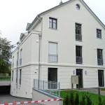 Sülldorfer Kirchenweg - Frontansicht