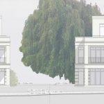 Holzwiete - 3D-Modell - Beide Baukörper