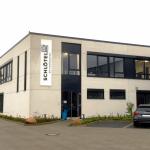 Gewerbegebiet Rotenhof – Eingang