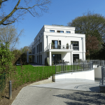 Müllenhoffweg 44, Hamburg - Groß Flottbek – Tiefgarage