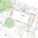 Kösterberstraße - Freiflächenplan