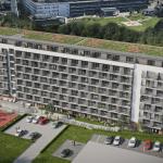 Hamburg Behringstraße – Rückansicht von oben