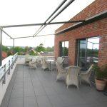 Kurt-Engert-Haus – Dachterrasse