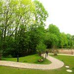 Kurt-Engert-Haus – Gartenanlage